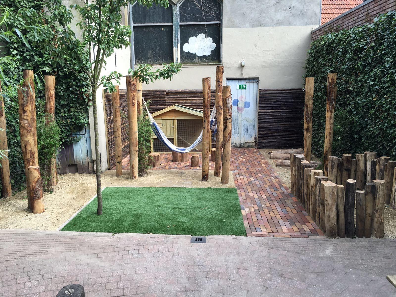 Hoveniersbedrijf Isidorus Hoeve Kinderdagverblijf tuin