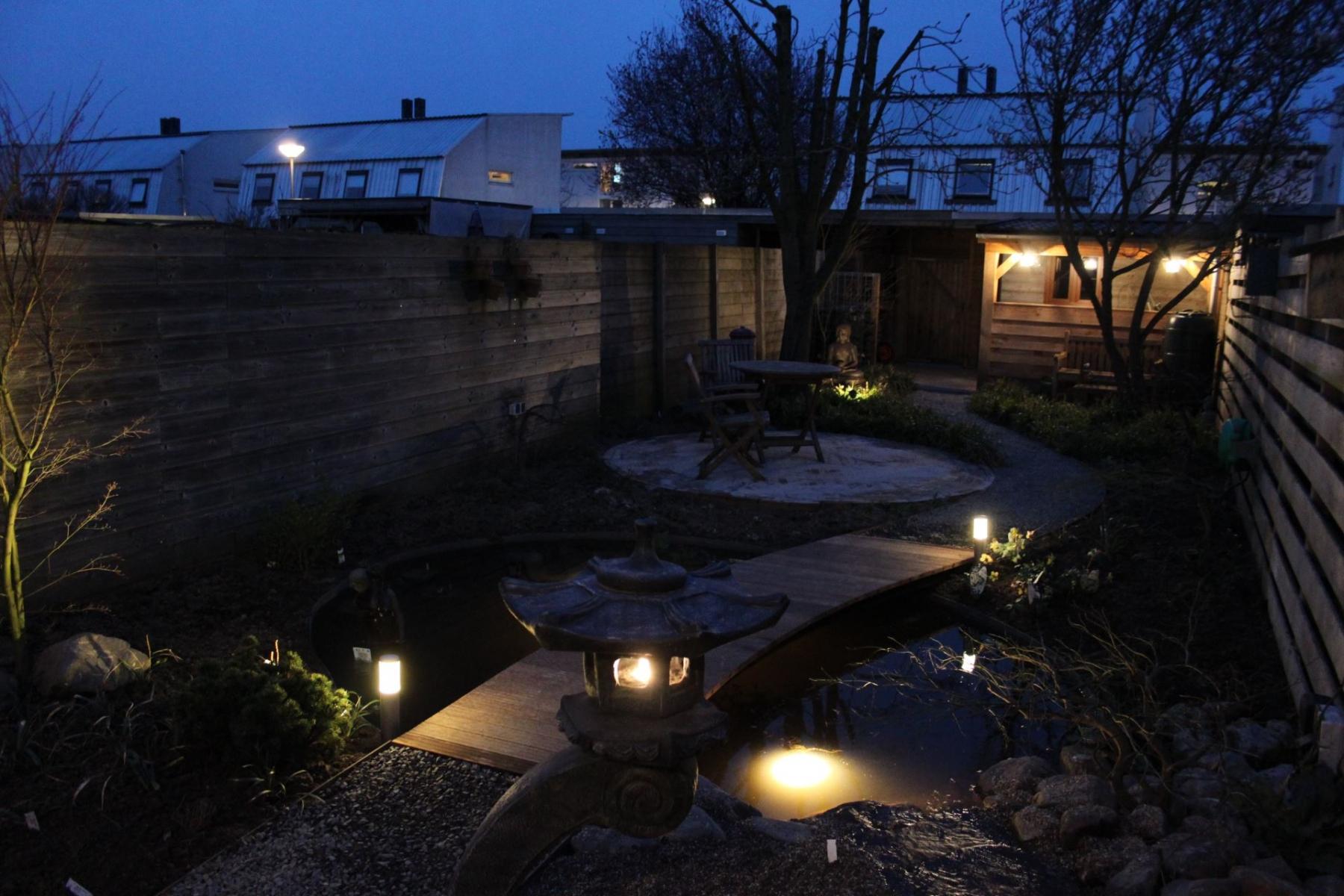 Hoveniersbedrijf Isidorus Hoeve Miniparadijsje tuin