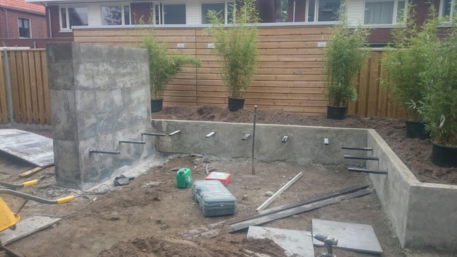 Hoveniersbedrijf Isidorus Hoeve Strakke tuin
