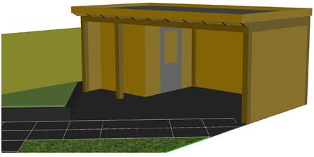 Voorbeeld ontwerp nieuwbouw